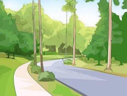 公路绿化施工