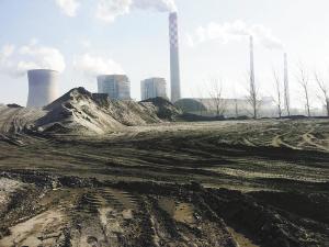 煤灰土或垃圾土